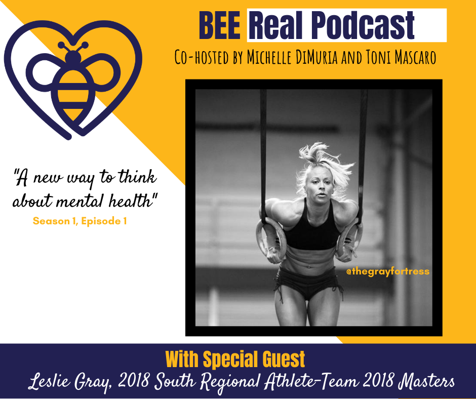 BEE Real Podcast with Leslie Gray