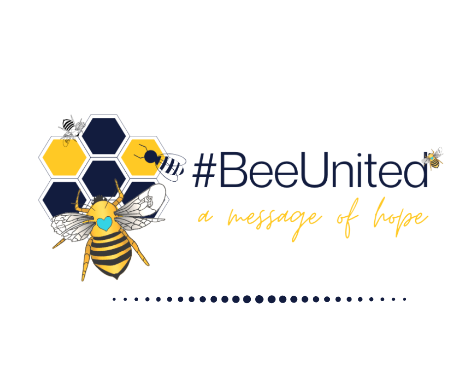Bee United Message of Hope